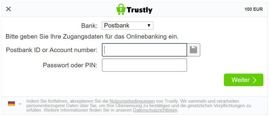 Trustly Pay And - 683119
