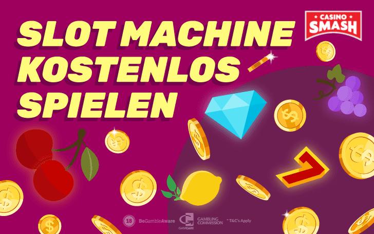 Slot Machine Bonus - 494121
