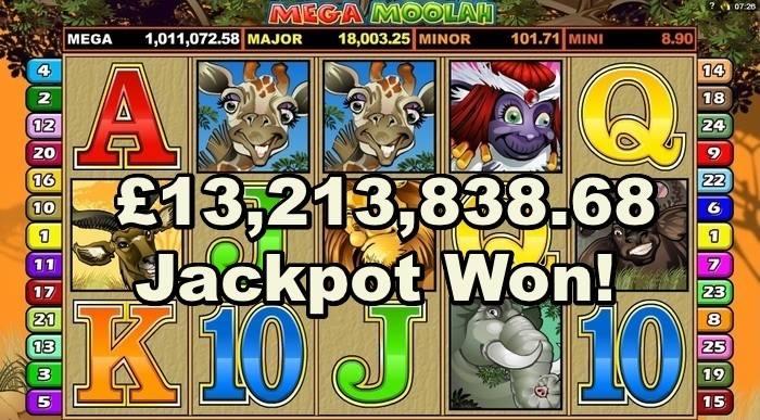 Online Casino Jackpot - 465481