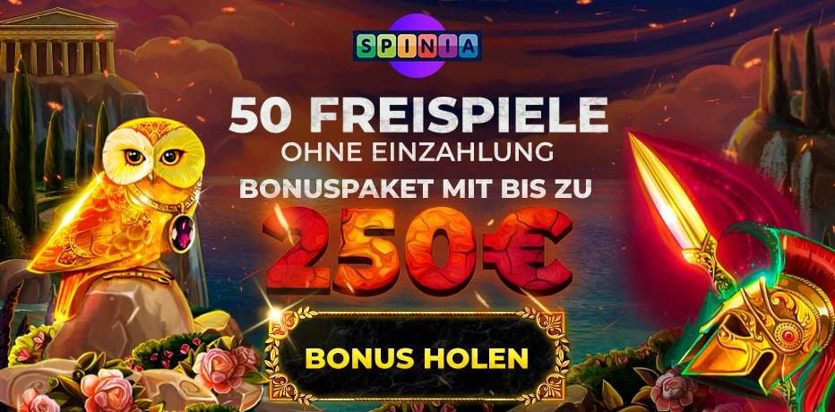 50 Freispiele ohne - 698243