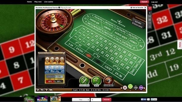 Online Casino Test - 424254