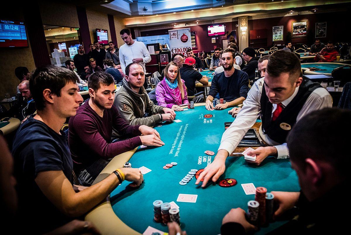 1 Mindestsatz Casino - 510465