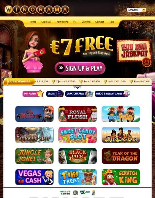 Rich Casino 100 - 157014