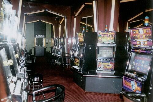Spielbank Automatenspiel - 353173