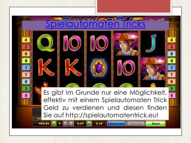 Tricks der Spielautomaten - 961942