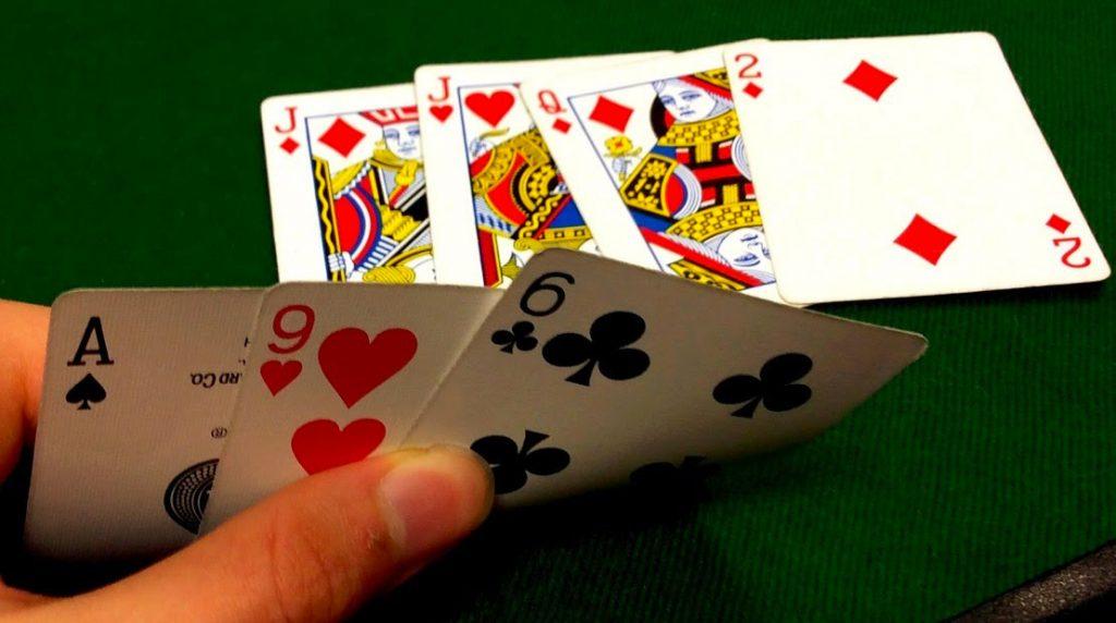 Seven Card Stud - 316853