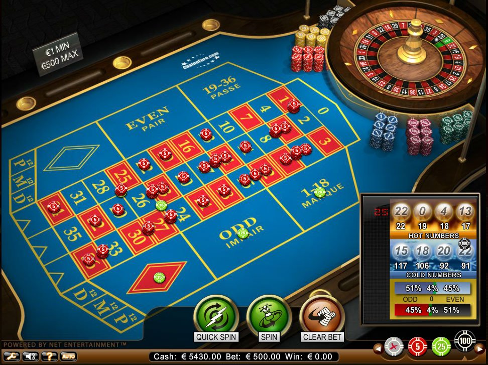 Roulette Orphelins - 887027