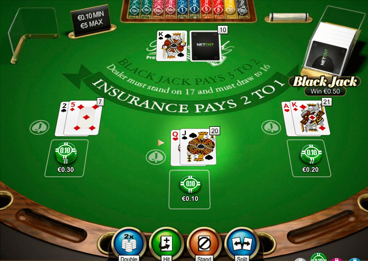 Black Jack Tabelle - 324684