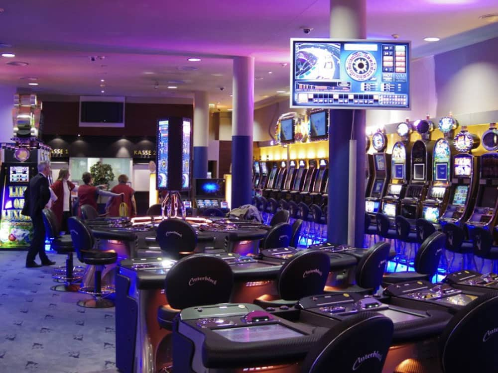 Spielbank Automatenspiel - 534644