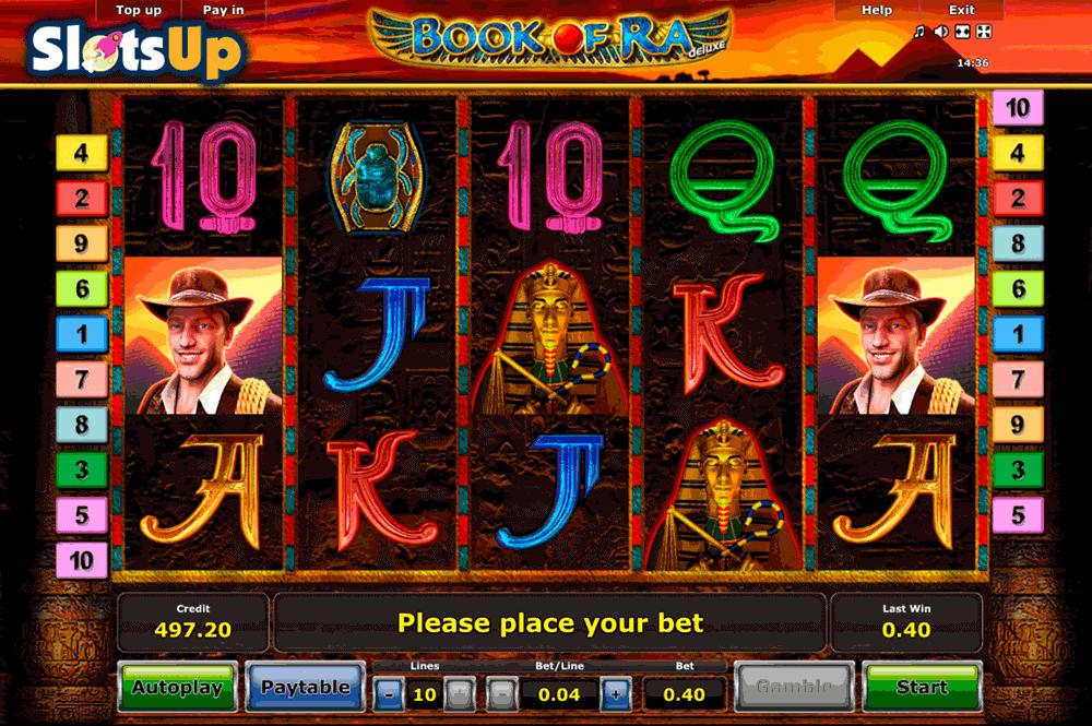 Spielautomaten Bonus spielen - 377946
