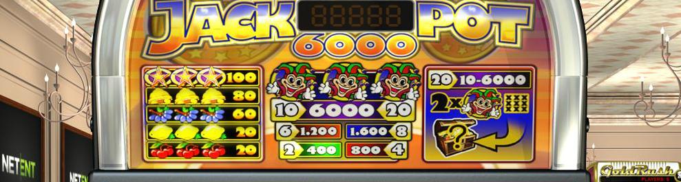 Jackpot 6000 wirklich - 458170