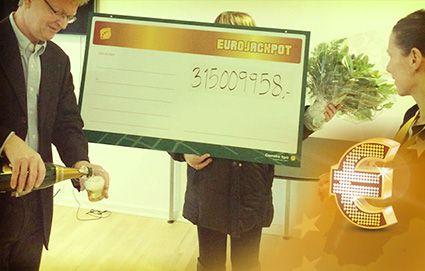 Eurojackpot Gewinner Gunsbet - 129288