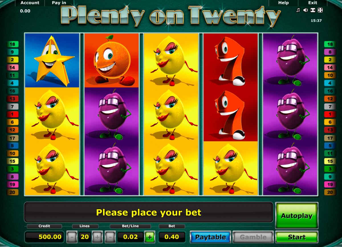 Spielautomaten Bonus - 521007