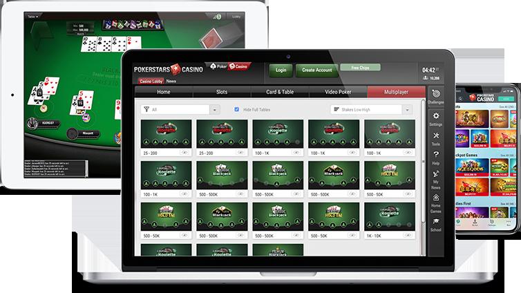 Pokerstars Casino - 778137