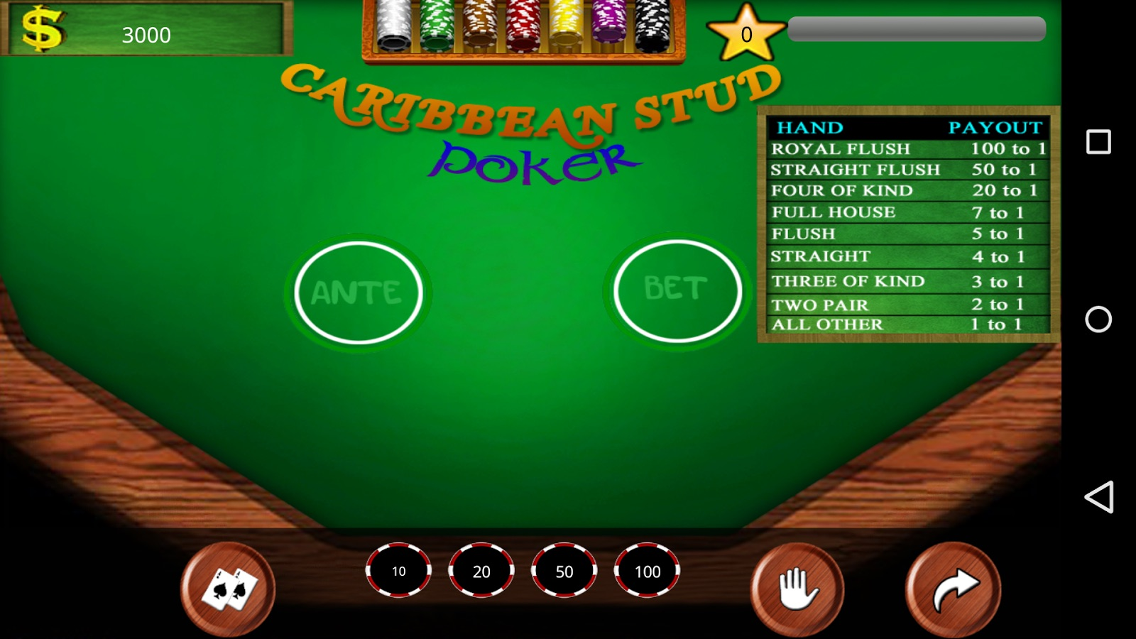 5 Stud Poker - 252354