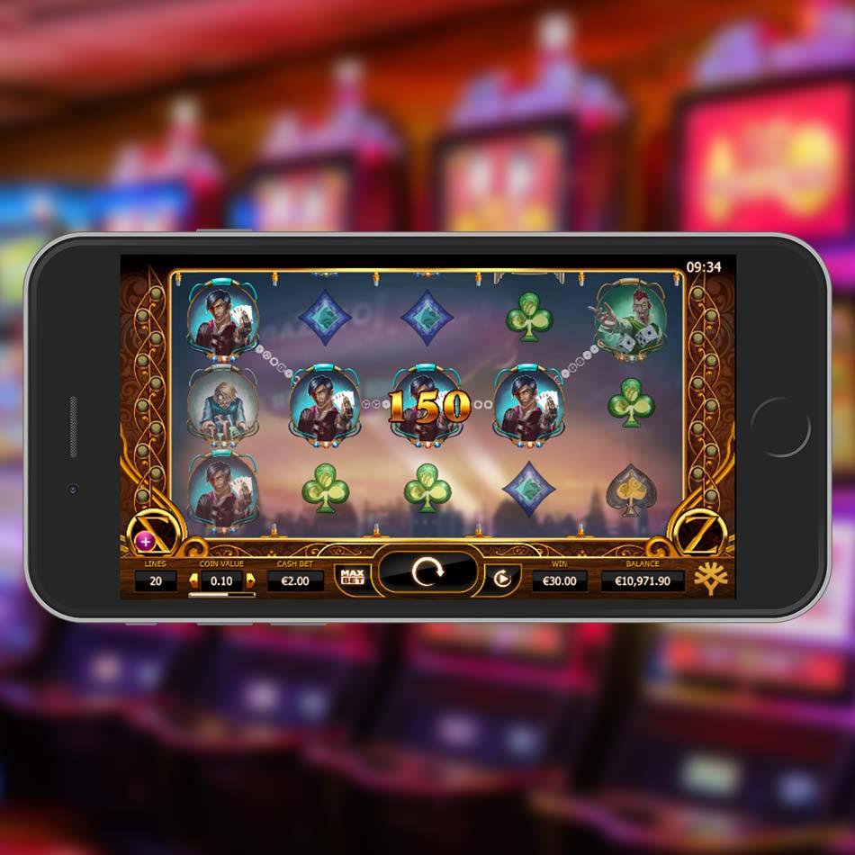 Slot Automaten Cazino - 369730