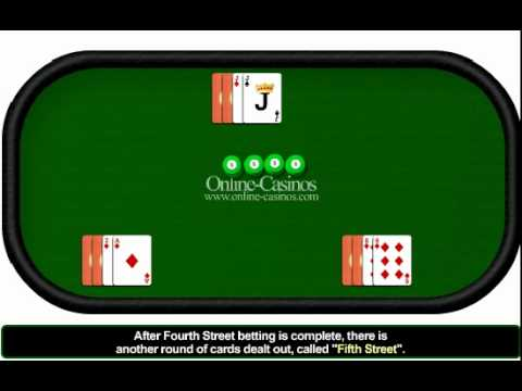 Seven Card Stud - 179583