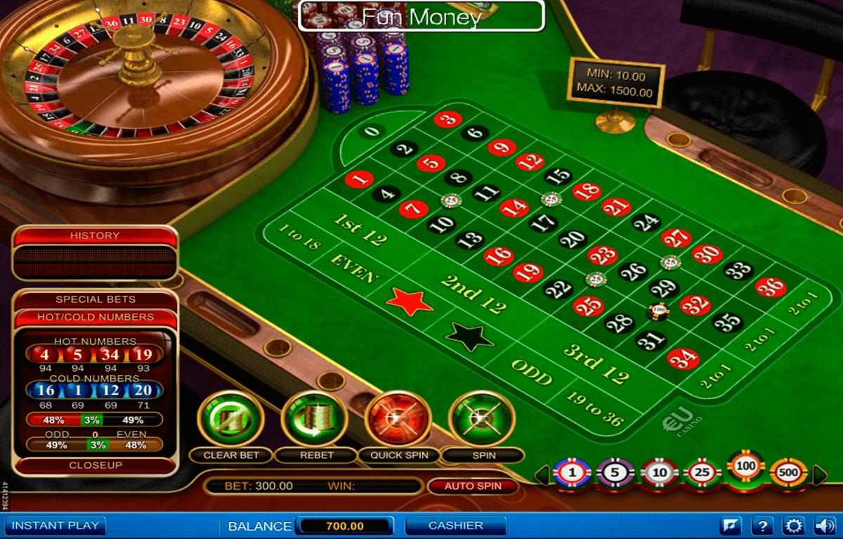 Casino Roulett spielen - 563692
