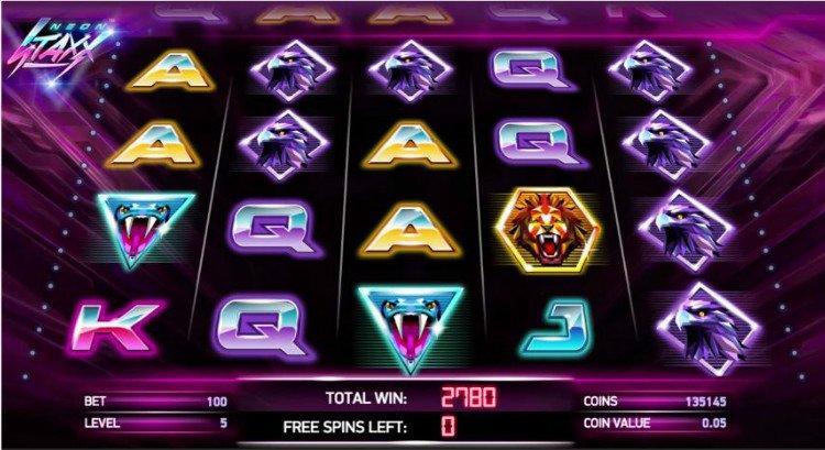 Neon Staxx free - 75599