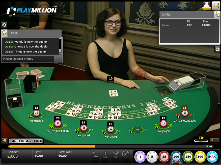 Beste Live Blackjack - 171334