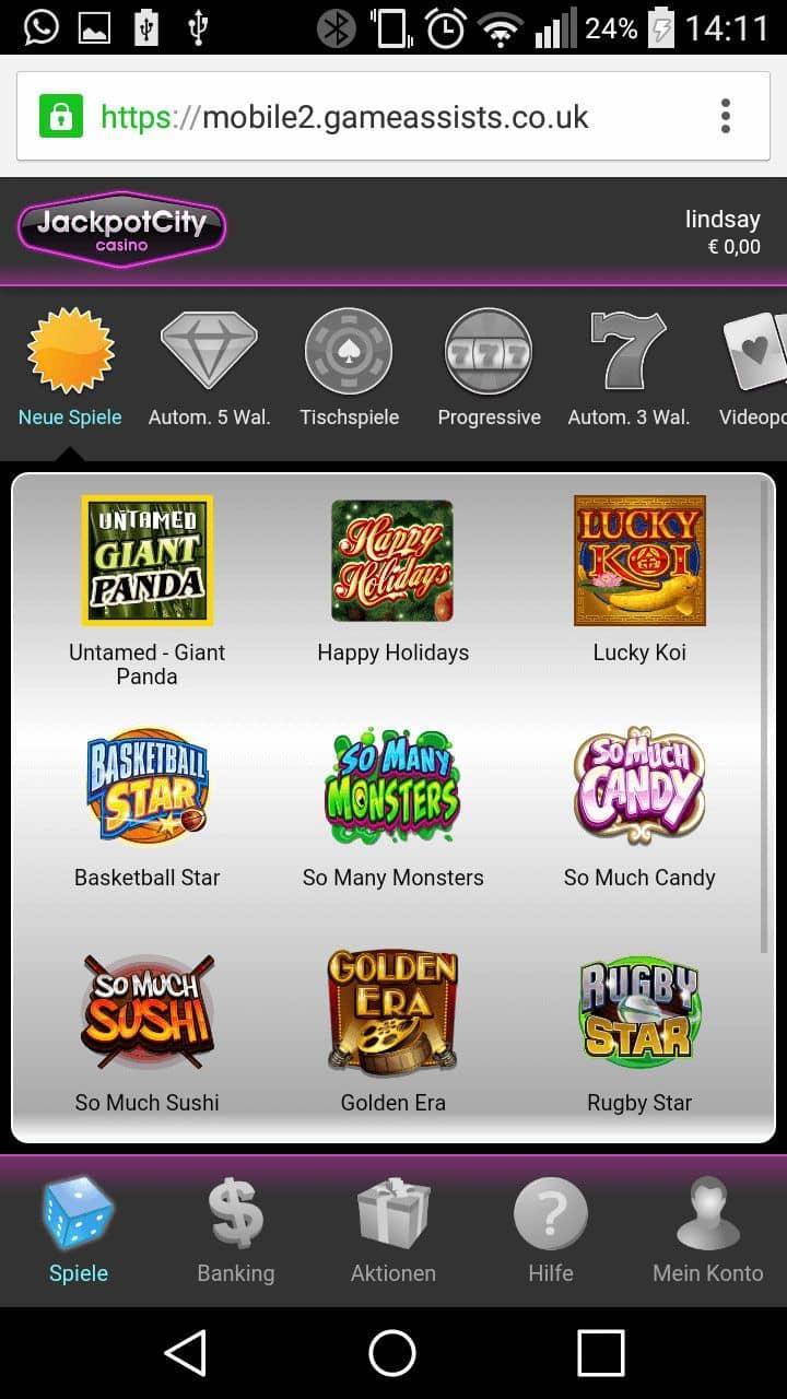 Casino mit Instant - 855700