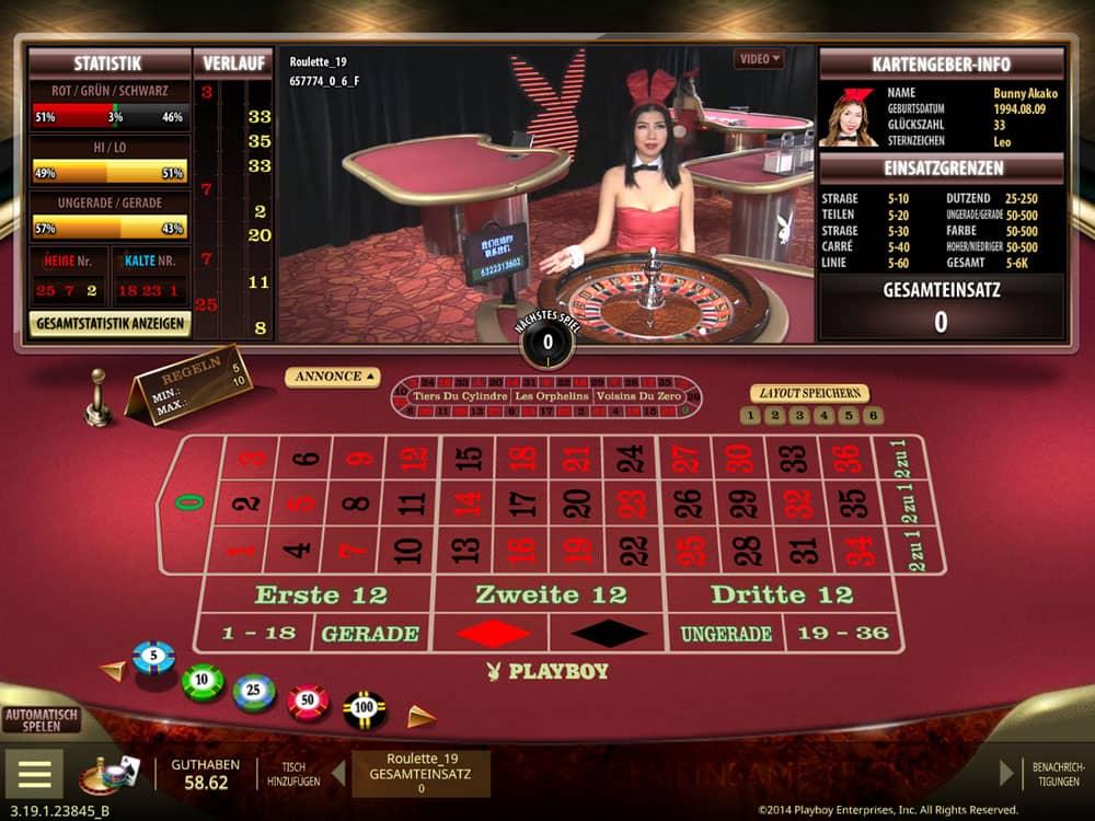 Live Roulette - 902669