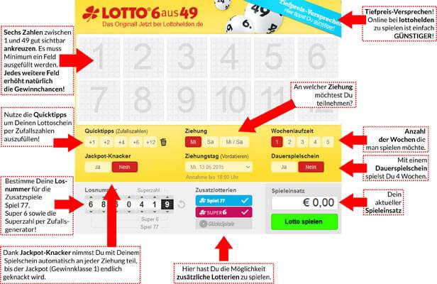 Lotto spielen Tipps - 636331