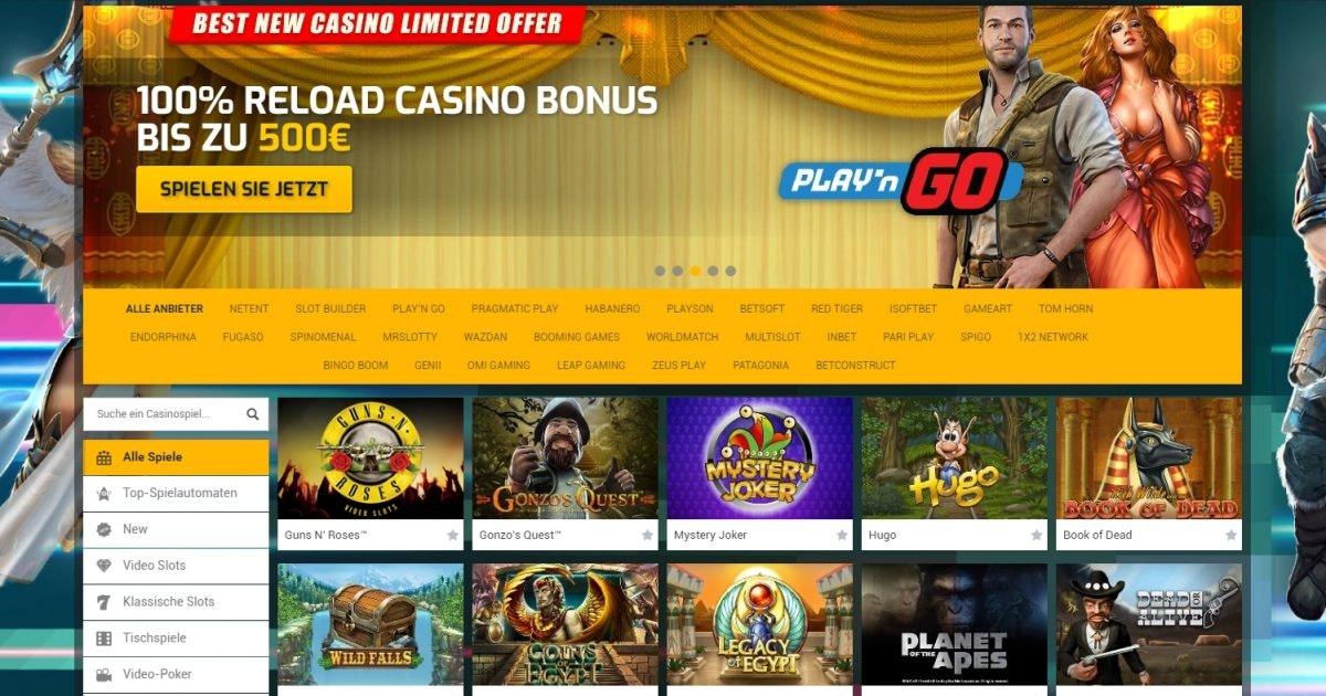 Casino Bonus - 351817