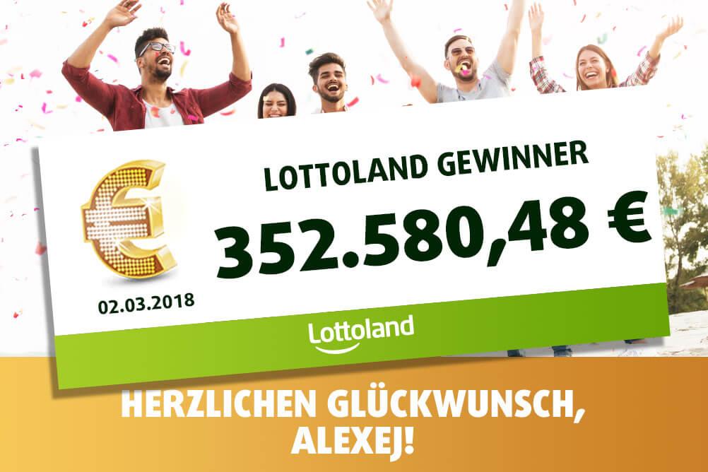 Eurojackpot Gewinner Finnland - 139618