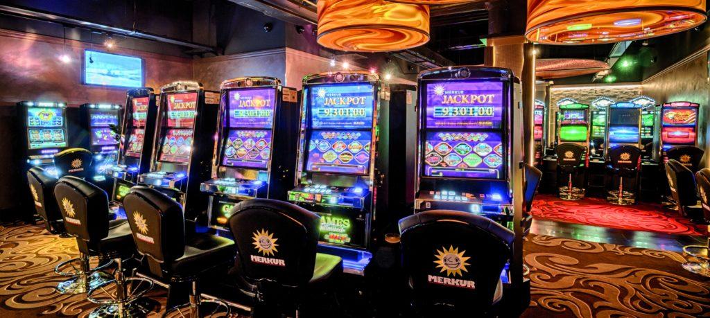 Spielhallen Automaten - 995127