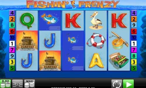 Fishin Frenzy - 905350