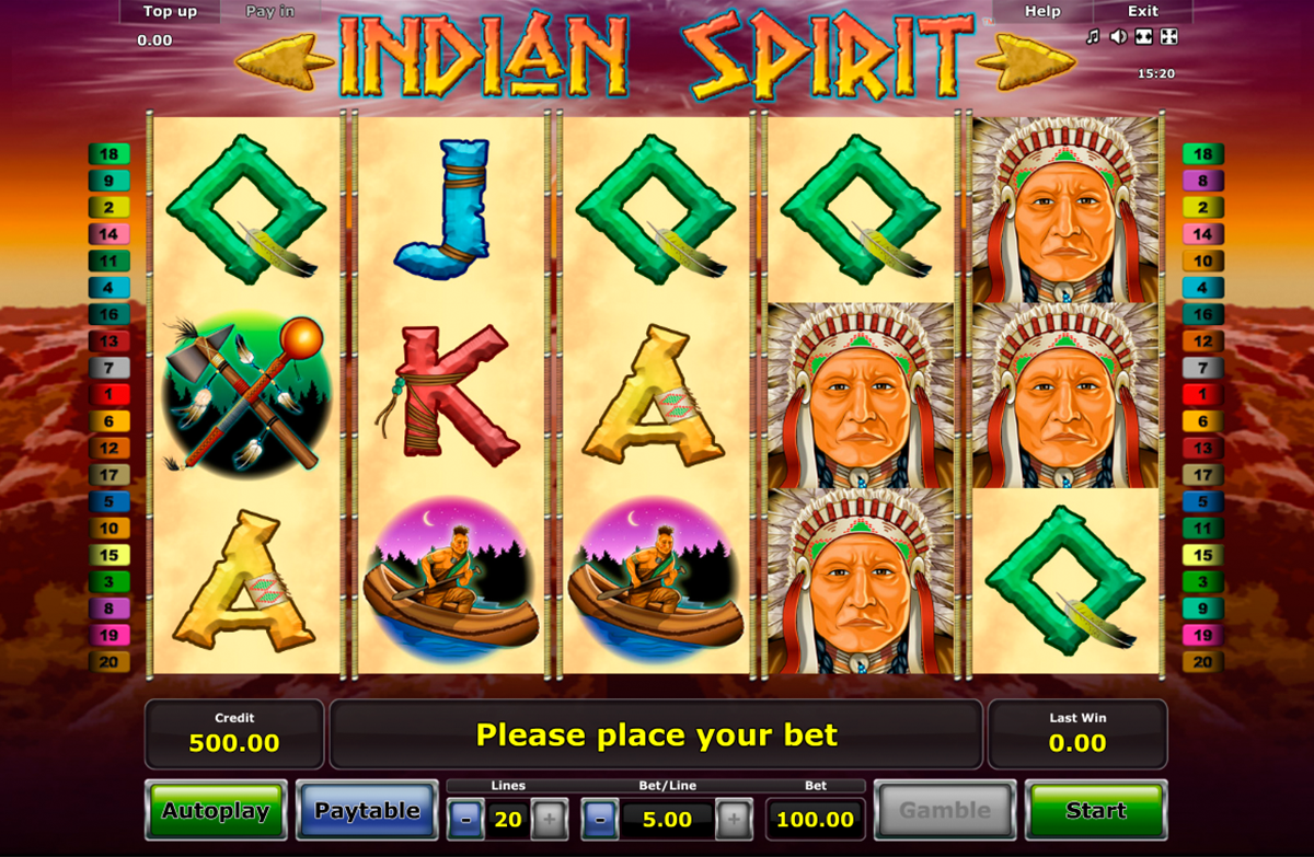 Spielautomaten Bonus spielen - 865197