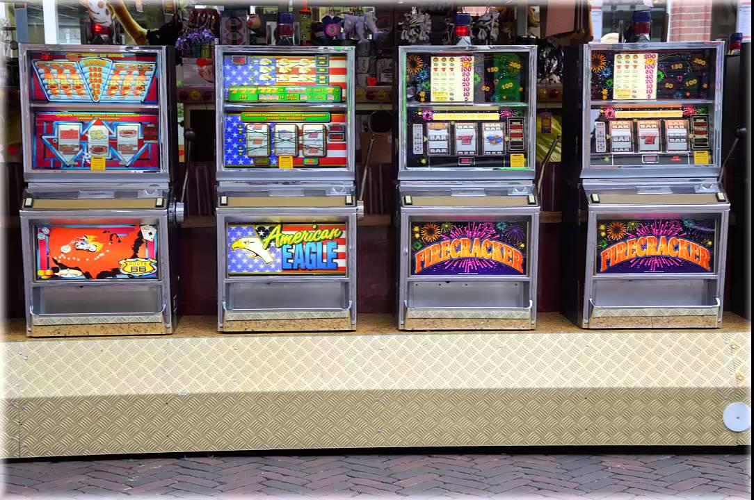 Analysieren Spielautomaten - 255688