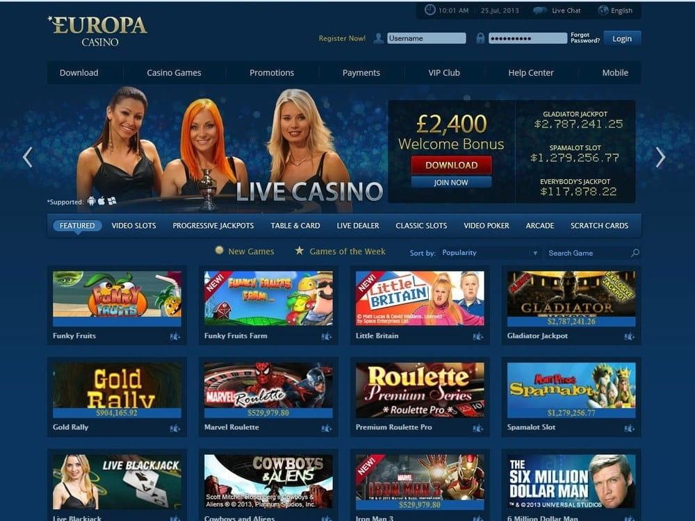 Online Casino - 338369