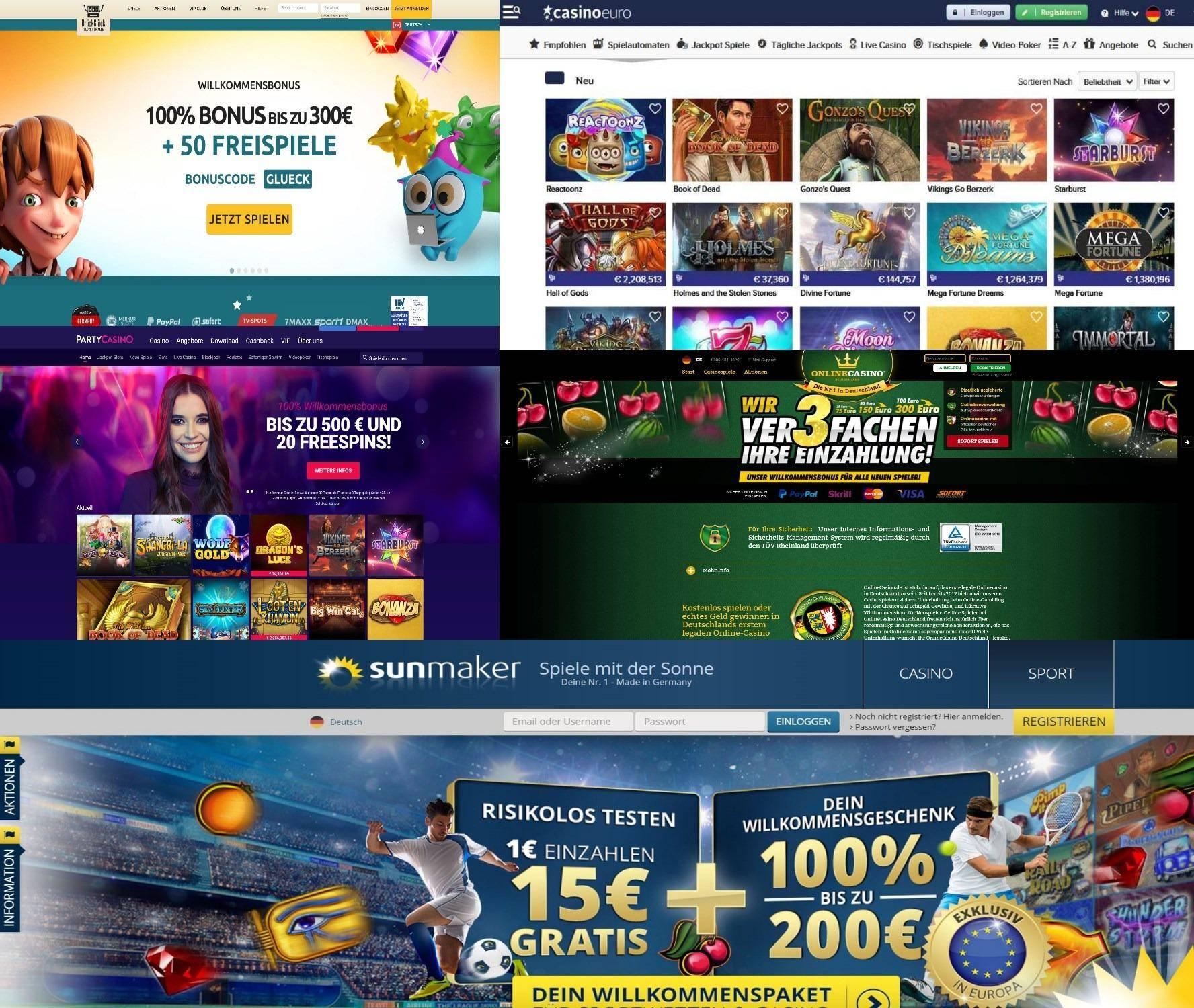 Beste online Casinos - 280980