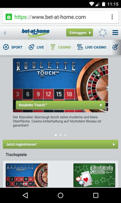 Online Casino Echtgeld - 135014