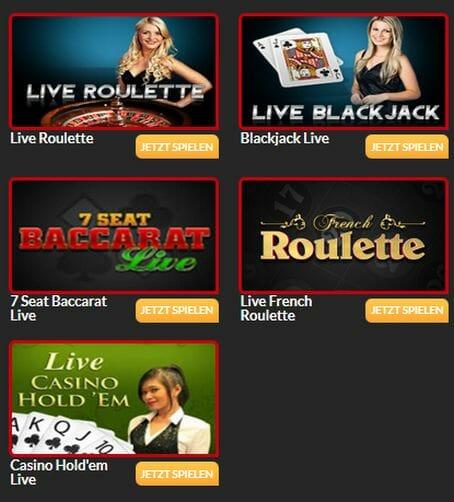 Live Casino Paypal - 487732
