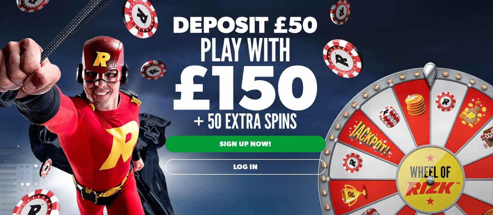 Casino Promo Code - 655693