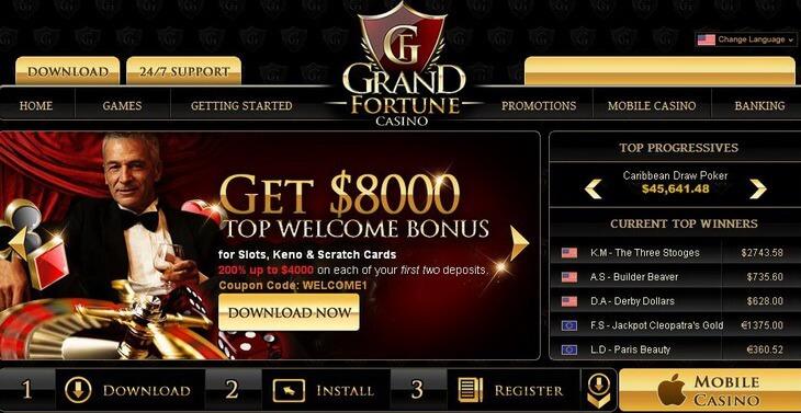 Grand Fortune Casino - 641324