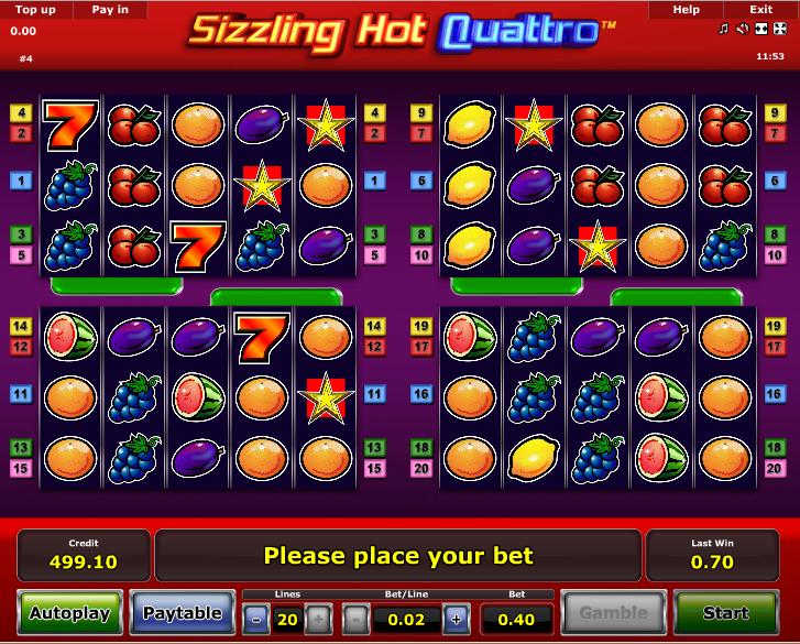 Slots Bonus spielen - 53605