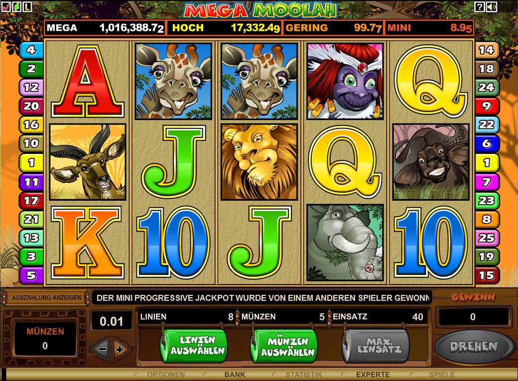 Online Automat spielen - 112469