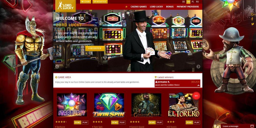Spielautomat Bonus - 400019