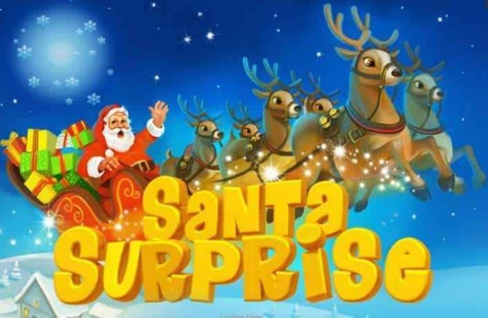 Santas Surprise - 611623