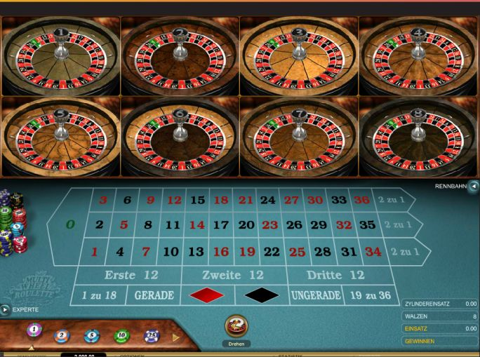 Casino Roulett spielen - 66660