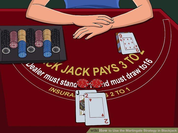 Martingale Strategie Blackjack - 239539
