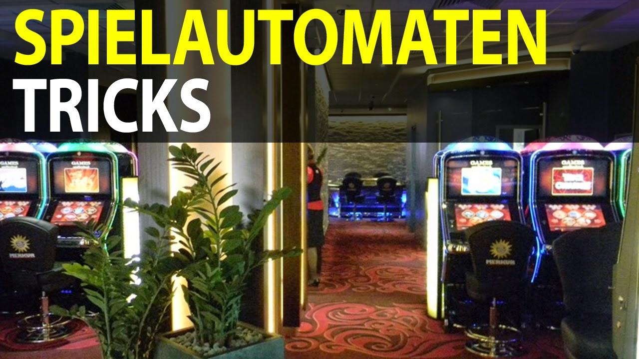 Spielautomaten Tricks - 828143