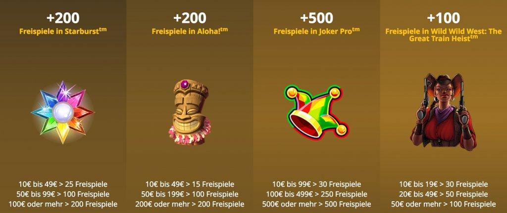 Freispiele ohne - 950290