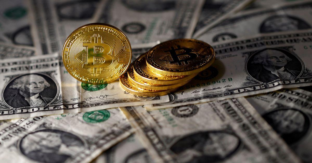 Bitcoin virtuelles Geld - 482913