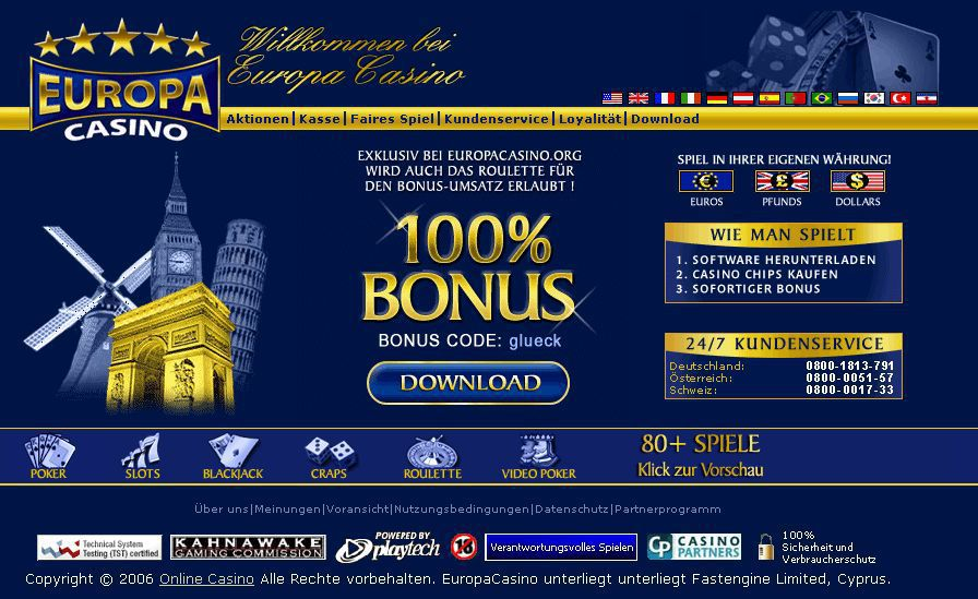 Europa Casino - 673218