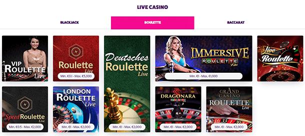 Mit Roulette - 379750